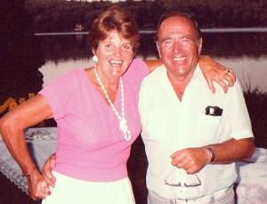 Peter and Geraldine Palmer