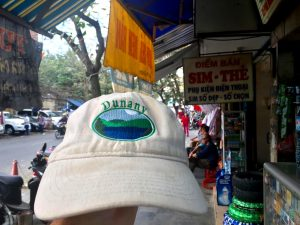 Casquette Dunany à Hanoi