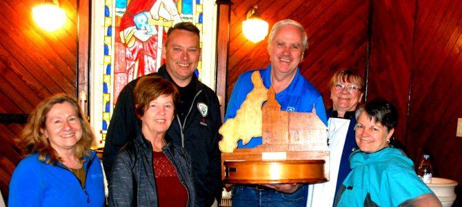 Saluez les gagnants du » Tournoi de la mouche noire de Dunany».