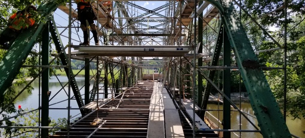 The Reconstruction of the Dunany Bridge: a Status Report.