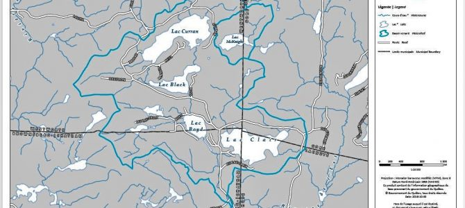 Look at the official map of our watershed and find out how you can help protect our birds.