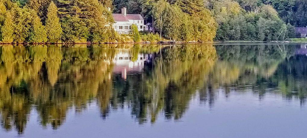 Après quatorze années de bons soins, nos quatre beaux lacs sont en grande forme.